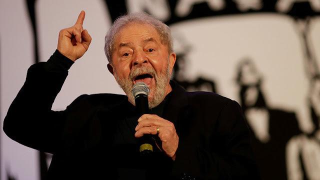 La Fiscalía de Brasil pide prisión para el expresidente Lula da Silva