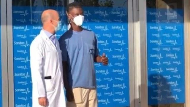 Ρεάλ Μαδρίτης: Πέρασε από ιατρικά και υπογράφει ο Καμαβινγκά
