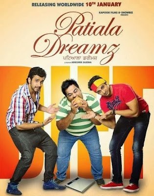 Poster Of Patiala Dreamz (2014) In 300MB Compressed Size PC Movie Free Download At worldfree4u.com