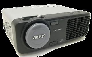 Замена цветового колеса на проекторе Acer PD116PD. Типы проекторов