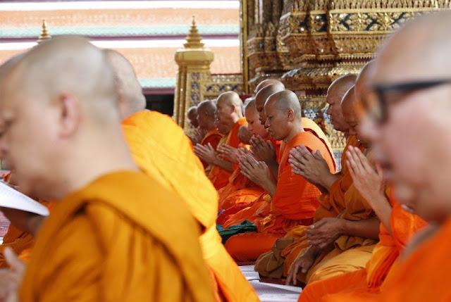 Thailand Tangkap Biksu Pendukung Gembong Teroris Ahsin Wirathu