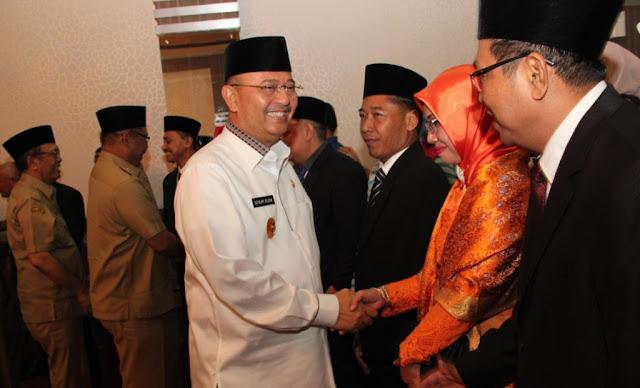 Wali Kota Dzulmi Eldin Lantik 12 Direksi BUMD Pemko Medan