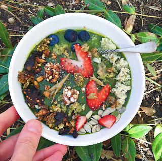 Bright Breakfast Buddha Bowl with Frontier Bites (Gluten Free, Vegan), casey the college celiac