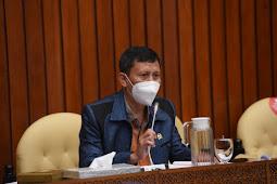Slamet Minta Semua Pihak Selamatkan Korban Musibah Kapal Hentri di Maluku