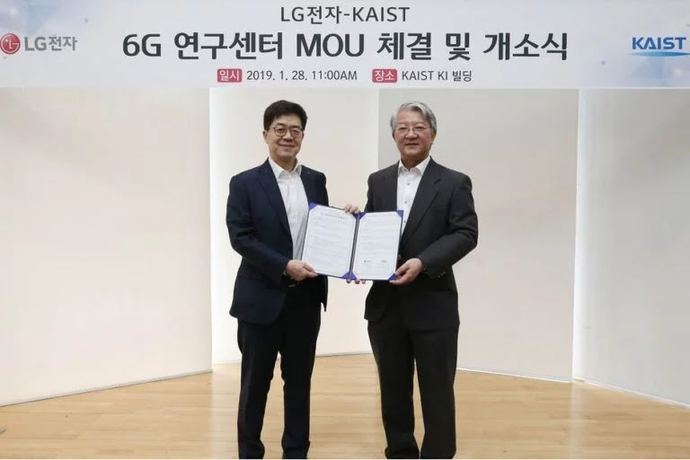 While Nigeria is still projecting 2020 for 5G roll out, LG has announced Dedicated 6G Research Centre