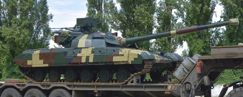 Українські генерали з допомогою Рособоронекспорта вчитимуть ЗСУ маскувати військову техніку