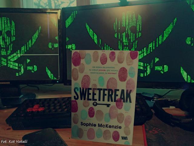 """[PREMIEROWO] """"Sweetfreak"""" Sophie McKenzie *Natalia*"""