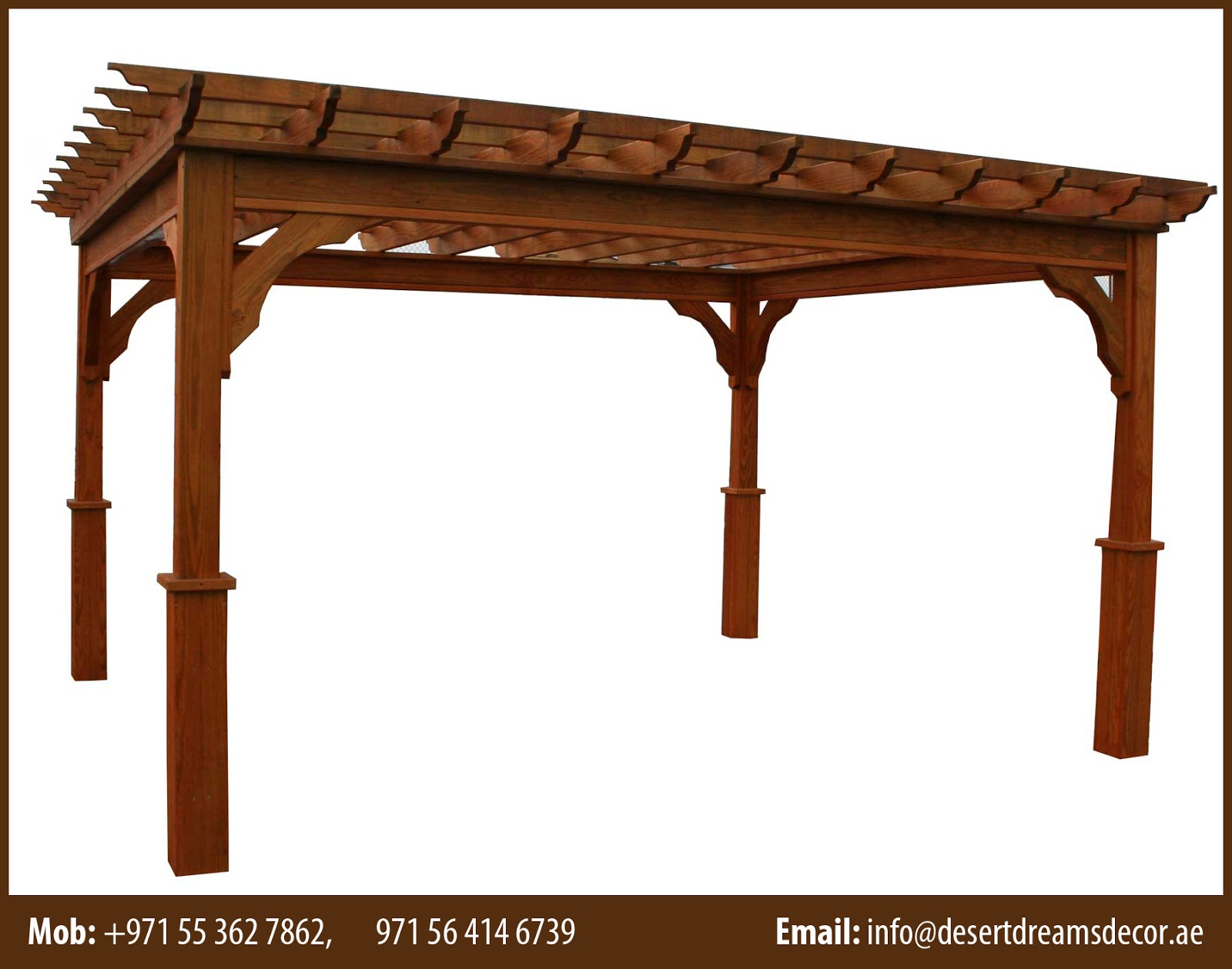 manufacturer and install wooden pergola in uae 2016 garden pergola in uae desert dreams decor garden wooden pergola in uae 6