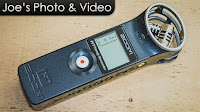 Zoom H1 Handy Stereo Pocket Recorder - Review With Audio Samples