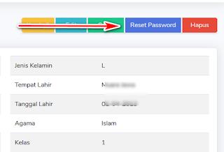 cara merubah password siswa beasiswa kaltim tuntas 2020