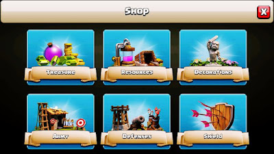 Clash of Clans Game Andorid