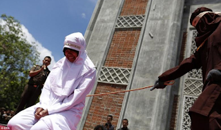 Unmarried Indonesian to flogged for dating