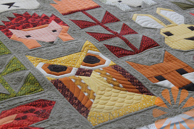 forest quilt quilts fresh pattern friends release sew