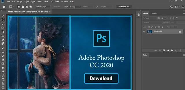 برنامج Photoshop CC 2020 Crack