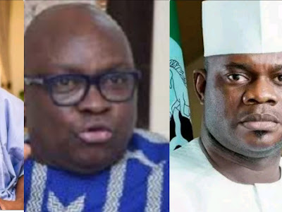 Kogi Guber: Fayose Breaks Silence On Gov. Makinde Attacks, Warns Yahaya Bello