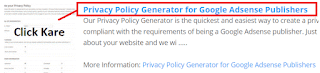 Privacy-policy-generator-for-AdSense-approved