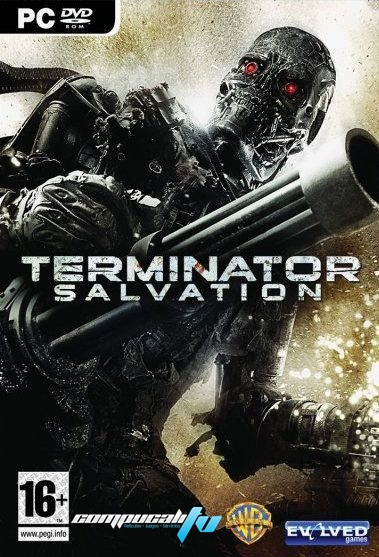 Terminator Salvation (2009) PC Full Español