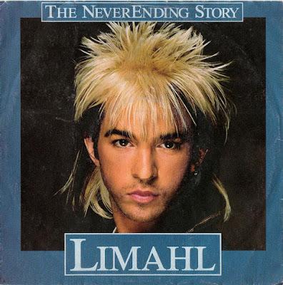 Musica serie 45 giri : Limahl – The Never Ending Story (1984)