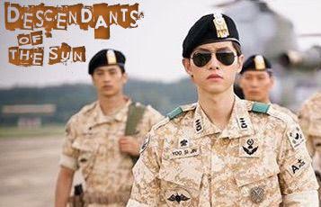 Sinopsis Drama Korea Descendants of The Sun