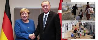 Europa gibt der Türkei wieder Millionen von Dollar!!