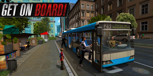 Bus Simulator: Original Hileli APK v3.0