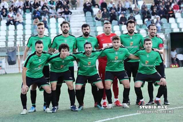 Νίκη του Παναργειακού επί του Ατρόμητου μέσα στο Παναρίτη με 1-3