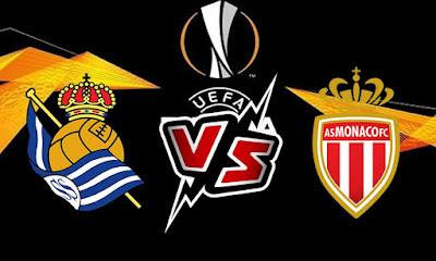 ريال سوسييداد و موناكو بث مباشر