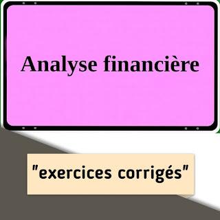 analyse financière s4 exercices corrigés pdf