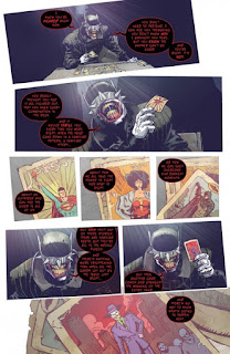 """The Batman Who Laughs"" la próxima serie con Batman como villano"