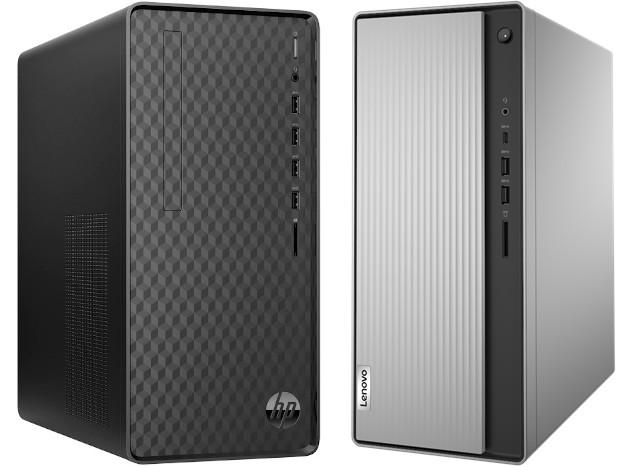 HP Desktop M01-F1040ns vs Lenovo IdeaCentre 5 14ARE05 (90Q30053ES)