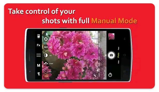 Aplikasi kamera terbaik untuk Samsung