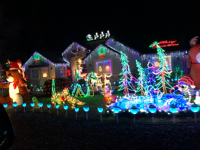 Hidden Valley Christmas Lights