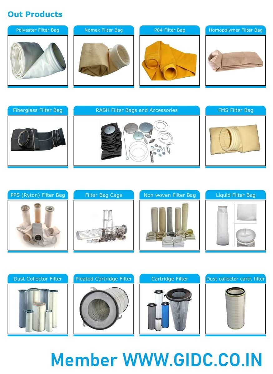 SHIVAM FILTERS - 9545856555 Filter Bag