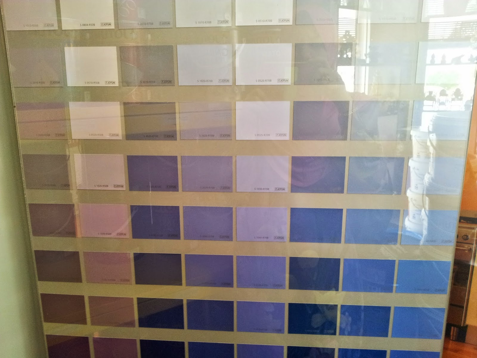 Shades Yanga Ada Dari Purple Biru