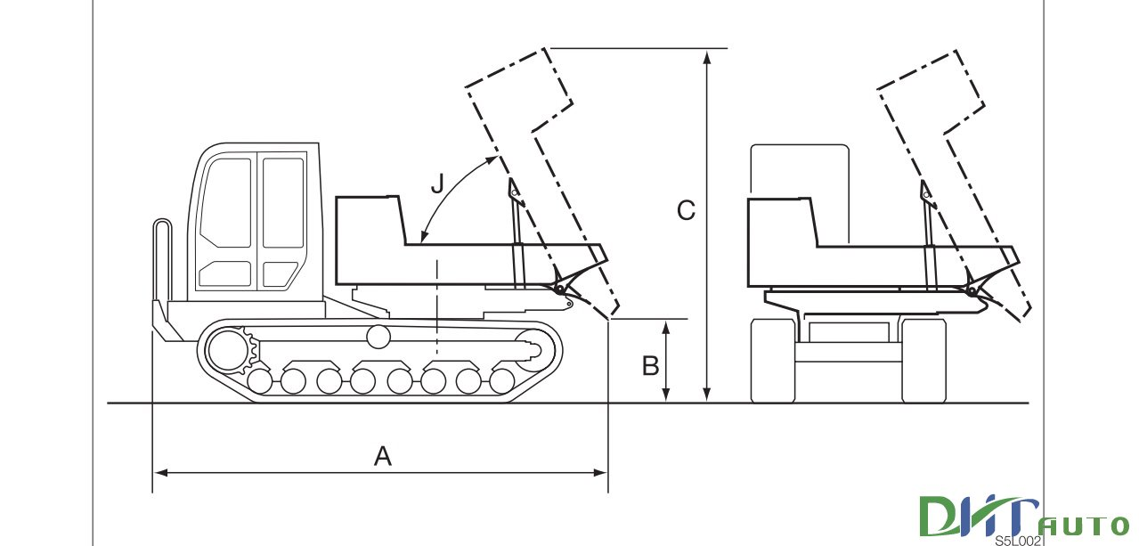 Takeuchi TCR50 Operator's Manual Free Download