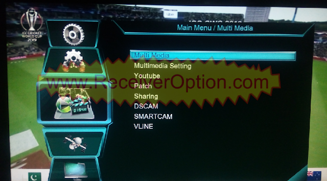 OPENBOX GENIUS HEVC HD RECEIVER TEN SPORTS OK NEW SOFTWARE
