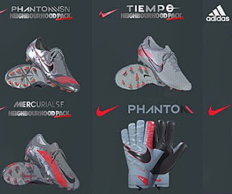Nike Neighborhood Pack PES 2017 - PES 2020