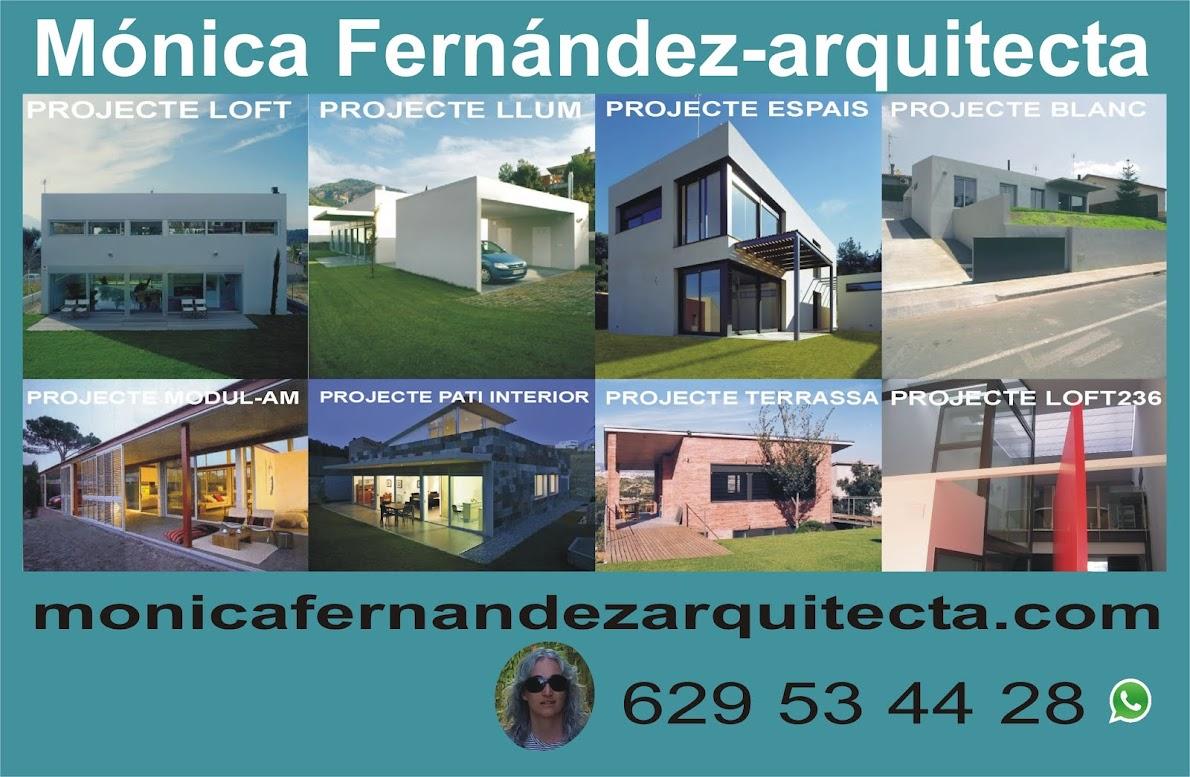 M nica fern ndez arquitecto habitatgessingulars 650394454 - Arquitectos terrassa ...