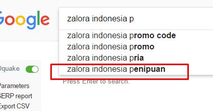 Zalora Indonesia Penipuan Benarkah Atau Hanya Isu Semata