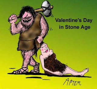 Valentine a long time ago..
