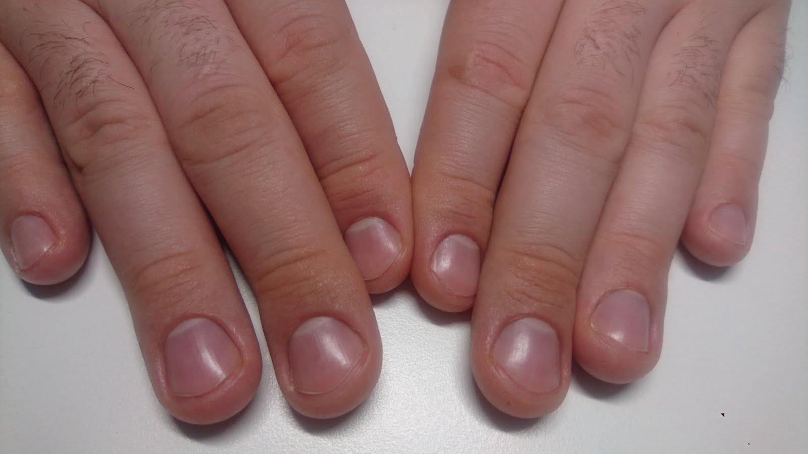 Ciapaki Paznokciaki Meski Manicure