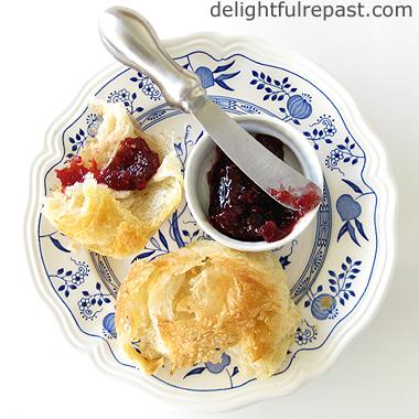 Aberdeen Butteries - Rowies / www.delightfulrepast.com