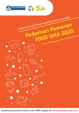 Download Buku Pedoman EXPO FIKSI SMA 2020 PDF