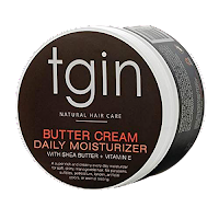 TGIN Butter Cream Daily Moisturizer | A Relaxed Gal