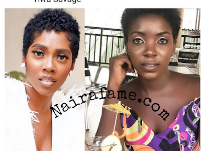Her Friends Said She Looks Like Tiwa Savage, Did You See Any Resemblance? PHOTOS