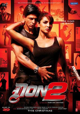 Don 2 2011 Full Hindi Movie Download