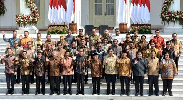 Iwan Sumule: Orang Gagal Dipertahankan, Nama Kabinet Jadi Lucu