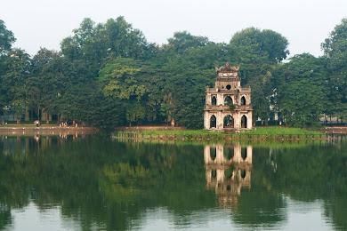 Hanoi capital city of Vietnam