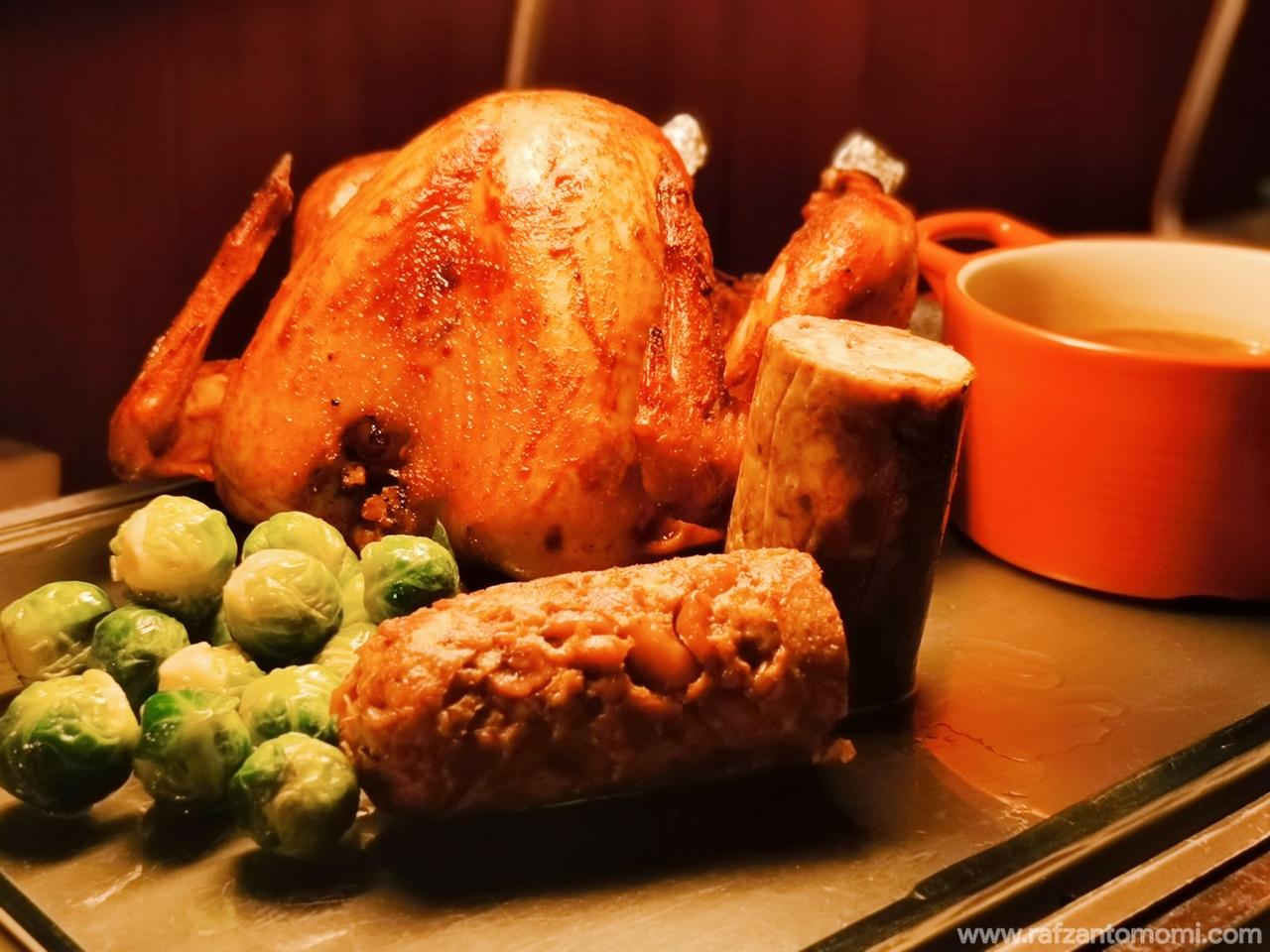 Hidangan Magis Krismas dan Tahun Baharu Yang 'Fabulous' Di Sheraton Imperial Kuala Lumpur Hotel