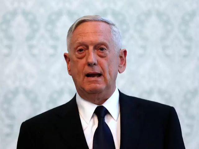 Mattis to Arab forum: Russia cannot replace US in Mideast